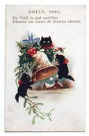 (chats) 387, Inter Art Co Comique Series 5349 - Katten