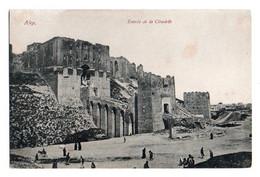 (Syrie) 146, Alep, NZ 10, Entrée De La Citadelle - Syria