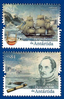 Portugal 16.06.2021 , Descoberta Da Antártida - Stamps - Postfrisch / MNH / (**) - Unused Stamps