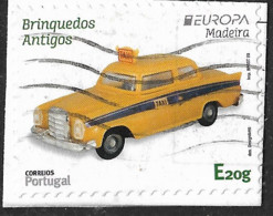 Portugal – 2020 Madeira Self-adhesive E Used Stamp - Used Stamps