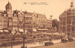ANTWERPEN - Statieplein - Antwerpen