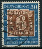 BRD BUND 1949 Nr 115 Gestempelt X3024F6 - Gebruikt