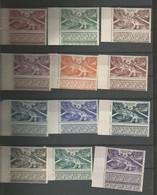 Série Complète   Luxe Sans Ch  Et Bdf Sauf 1    (clas61  T2) - 1946 Anniversaire De La Victoire