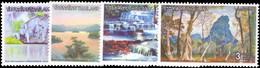 Thailand 1972 International Correspondence Week Unmounted Mint. - Tailandia