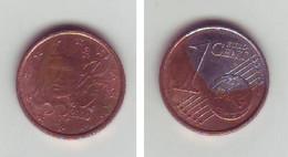 Pièce - Euro - France - 2000 - 1c Fautée - France