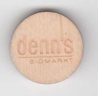 Schip - Deutschland - 20?? - Denn's Biomarkt - FSC C013732 (Caddy Schip In Holz) - Unclassified