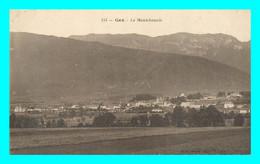 A839 / 463 01 - GEX Le Montchanais - Gex