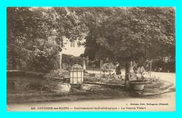 A833 / 229 01 - DIVONNE LES BAINS Etablissement Hydrotherapique La Source Vidart - Divonne Les Bains