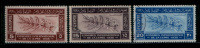 EGYPT / 1938 /  INTL. LEPROSY RESEARCH CONGRESS / MEDICINE / PLANTS / FLOWERS / HYDNOCARPUS / VF USED . - Used Stamps