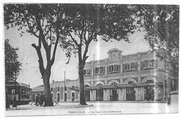 Perpignan La Gare Vue Extérieure - Perpignan
