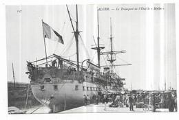 """Alger Le Transport De L' Etat Le """" Mytho """" - Algerien"""