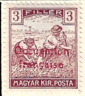 FD Arad ( Hongrie) Occupation Française / Hungary * (MH )  1919  N°5 - Neufs