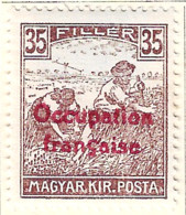 FD Arad ( Hongrie) Occupation Française / Hungary * (MH )  1919  N°11 - Unused Stamps