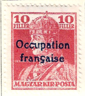 FD Arad ( Hongrie) Occupation Française / Hungary * (MH )  1919  N°23 - Unused Stamps