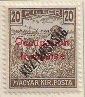 FD Arad ( Hongrie) Occupation Française / Hungary * (MH )  1919  N°32 - Neufs