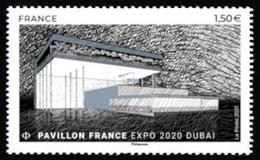 France 2021 - Pavillon France - Expo 2020 Dubai ** - Nuevos