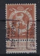 PELLENS Type Staande Leeuw Nr. 109 Voorafgestempeld Nr. 2373 B   ROESELARE 1914 ROULERS ; Staat Zie Scan ! - Roller Precancels 1910-19
