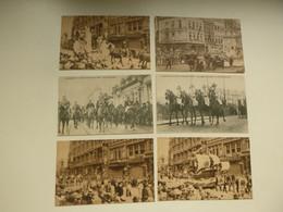Beau Lot De 20 Cartes Postales De Belgique Cortèges Cortège       Mooi Lot Van 20 Postkaarten Van Stoeten  Stoet - 5 - 99 Postcards