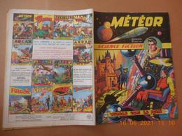 Météor N°28 Année 1955 Be (artima) - Other Magazines