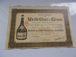 VIEILLE CURE DE CENON (100 Francs) GIRONDE - Sin Clasificación