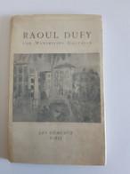 Livre De Maximilien Gauthier Sur Raoul Dufy Avec Dédicace De L'auteur .... Lot400 . - Art