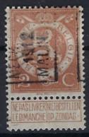 PELLENS Type Staande Leeuw Nr. 109 Voorafgestempeld Nr. 2063 A  MECHELEN 1912 MALINES In Goede Staat  , Zie Ook Scan ! - Roller Precancels 1910-19