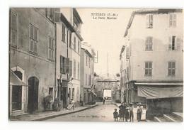 Le TABACS Et Les Enfants De La Rue Aubernon PLM Maillan Cannes TABAC Porte Marine TBE Antibes Juan Les Pins  N332 - Antibes