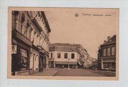 REF4467/ CP-PK Turnhout Gasthuisstraat - Zeshoek TP 339 C.Antwerpen 1936 + Griffe Turnhout > Borgerhout - Turnhout