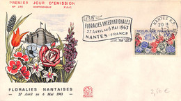 [407187]B/TB//-France  - Nantes, Floralies Nantaises, Fleurs - Altri