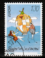 Liechtenstein  Europa Cept 2004  Gestempeld - 2004
