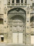 27 - Gisors - Eglise Saint Gervais Et Saint Protais - Le Portail Ouest, époque Renaissance - Gisors
