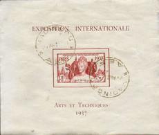 Détail De La Série Exposition Internationale De Paris Obl. Afrique Equatoriale Française N° BF 1 - 1937 Exposition Internationale De Paris