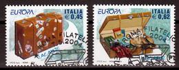 Italie  Europa Cept 2004  Gestempeld - 2004
