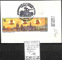 [849199]TB//**/Mnh-Belgique 1994 - N° 2571, Libération, 'FLERON' 1er Jour, Guerre 1939-45, Militaria - Unused Stamps