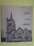 PONT-SAINTE-MARIE. AUBE. BULLETIN MUNICIPAL N°1. 1971. - Champagne - Ardenne