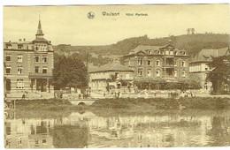 Waulsort , Hôtel Martinot - Hastière
