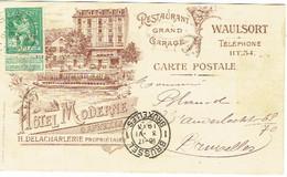 Waulsort - Hastière
