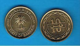 BAHRAIN -  10 Fils 2000 - Bahrain