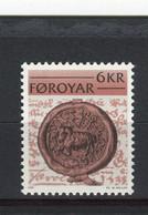 ILES FEROE - Y&T N° 62** - MNH - Ecrit Historique - Isole Faroer