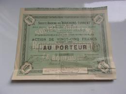 BOUCHONS TORRENT (LE BOULOU Pyrénées Orientales) - Sin Clasificación