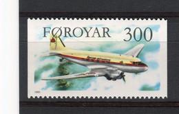 ILES FEROE - Y&T N° 119** - MNH - Avion - DC3 - Isole Faroer