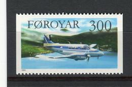 ILES FEROE - Y&T N° 122** - MNH - Avion - Bimoteur Léger - Isole Faroer