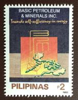 Philippines 1993 Basic Petroleum MNH - Philippines