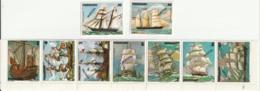 PARAGUAY - N°3207/15 ** (1979) Bateaux - Muestra - - Paraguay