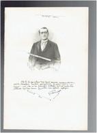 HIPPOLYTE GOMOT 1838 RIOM 1927 PARIS POLITIQUE MAGISTRAT HISTORIEN LOCAL  PORTRAIT AUTOGRAPHE BIOGRAPHIE ALBUM MARIANI - Historische Documenten