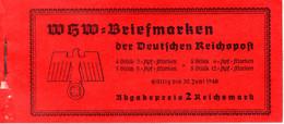 Reich  Michel # MH 46 Mit #  730/32/33/35 * 5 X Geklebt - Postzegelboekjes