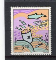 ILES FEROE - Y&T N° 128** - MNH - Europa - Protection De La Nature Et De L'environnement - Isole Faroer