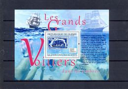 GUINEA - MNH - SAILING BOATS - SHIPS - MI.NO.BL1762 - CV = 10 € - Guinea (1958-...)