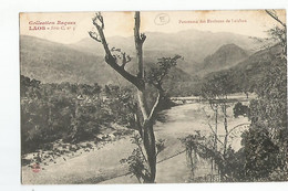 Laos Panorama Des Environs De Laichau - Laos