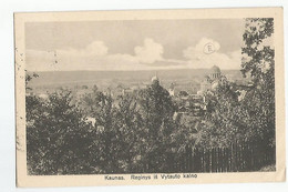 Lituanie Kaunas Reginys Is Vytauto Kaino - Litouwen